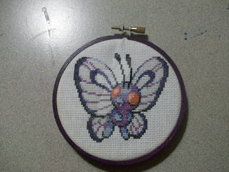 Butterfree by cainslove