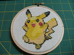 Pikachu commission