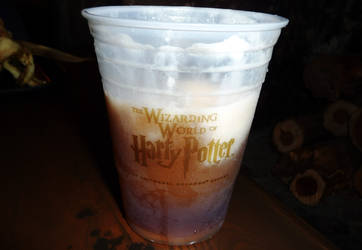 Butter Beer by Pastelhorror