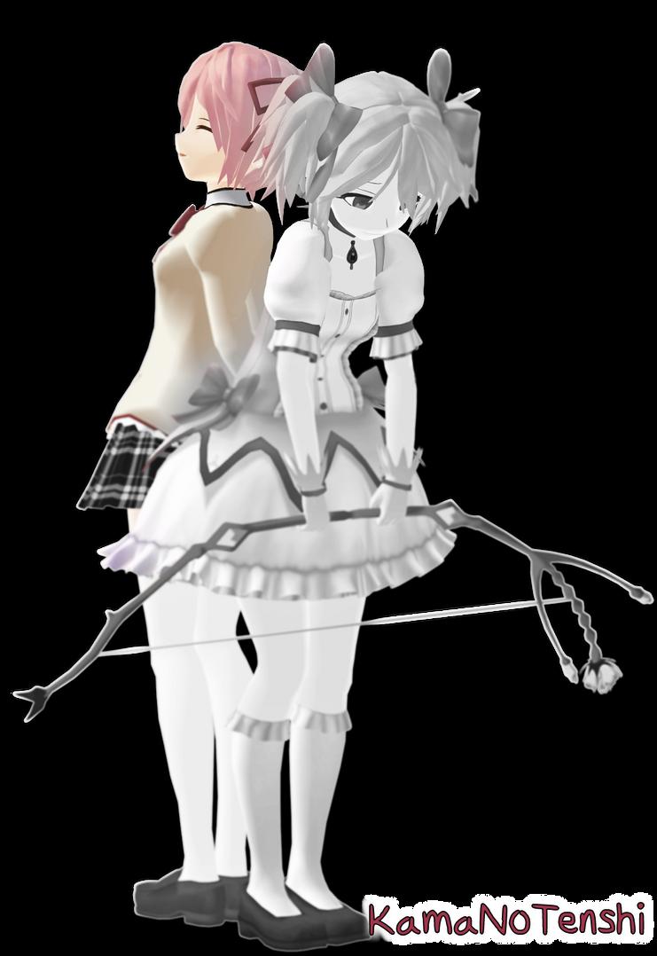 True Despair (Magical Girl WIP) by KamaNoTenshi