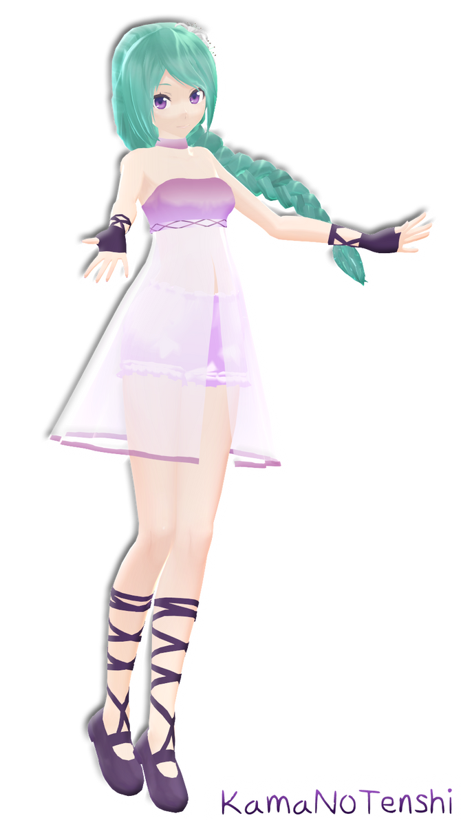 [MMD] What's This Module Even Called [WIP] by KamaNoTenshi