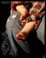 baby steps. by skyjmm65
