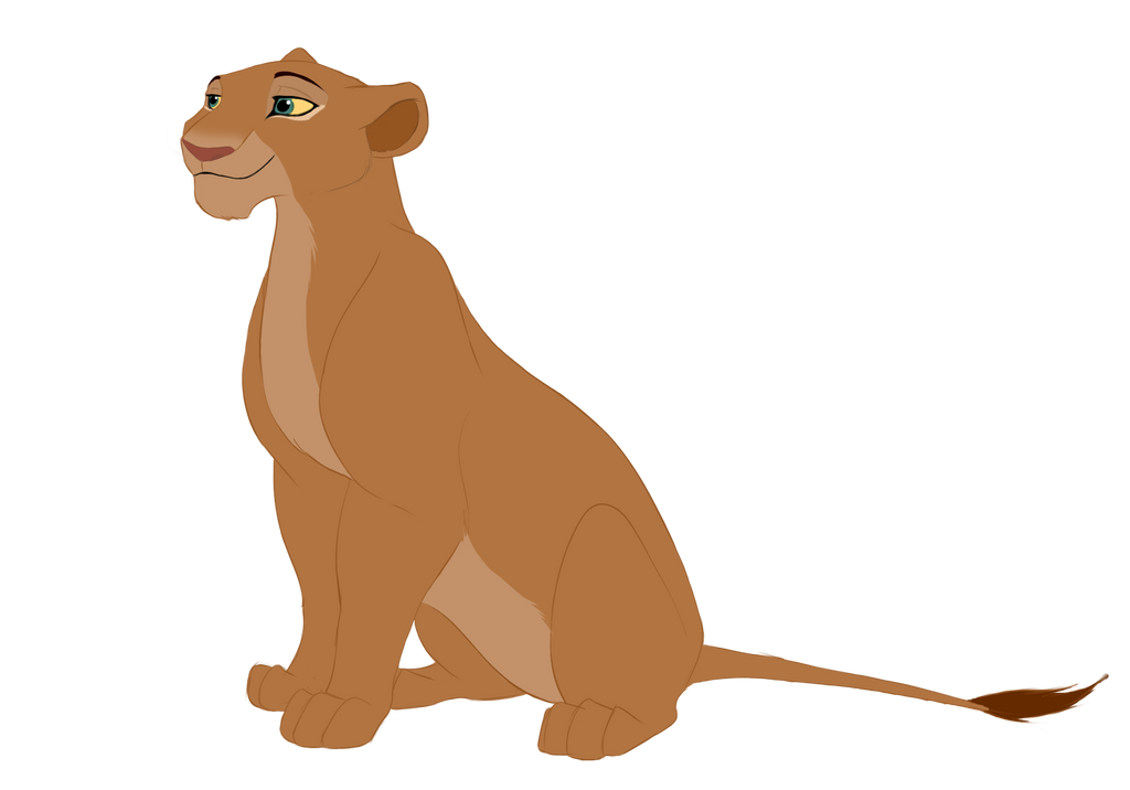 Lioness by Takadk