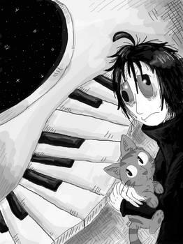Space pianooo