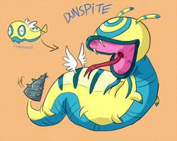 DunSPITE by eternalsaturn