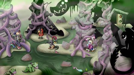 Scrapyard Jungle