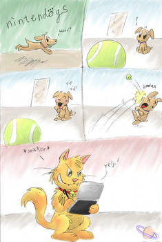Virtual Pet Abuse