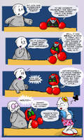 Comic: Homestar's Party