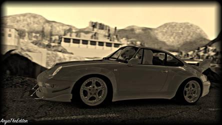 Mountain Drive by AryaTheEditor