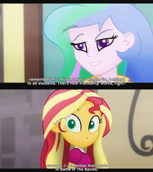 An Exchange by AryaTheEditor