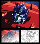 TFTM: Optimus Prime