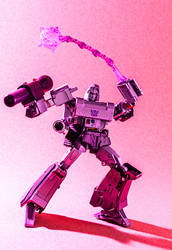 Mp-36 Megatron (toy style with energon mace)