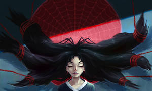 Spider by Naphanyah