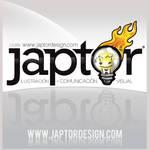 Logo Japtor Id Reflejo