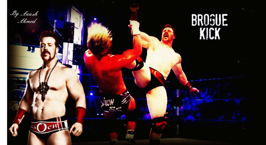 Brogue kick logo