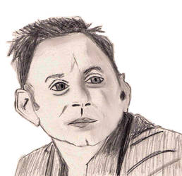 Michael Emerson by SylvesterMcCoyFan
