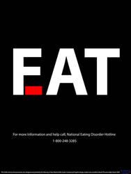 Eating Disorder PSA by EMtonk