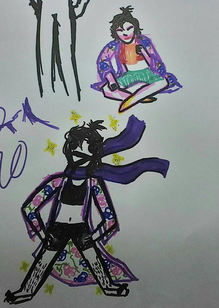 Meet the Artist! by Takis-sama