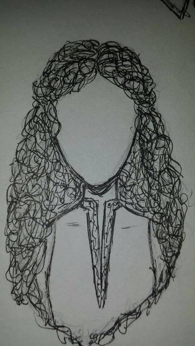Hair Sketch #4 by Takis-sama