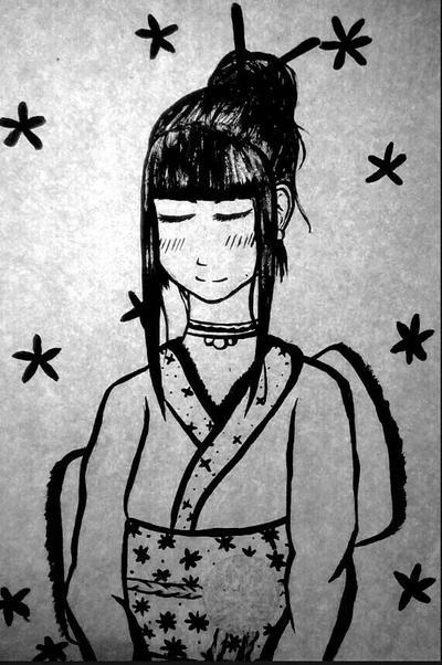 Kimono by Takis-sama