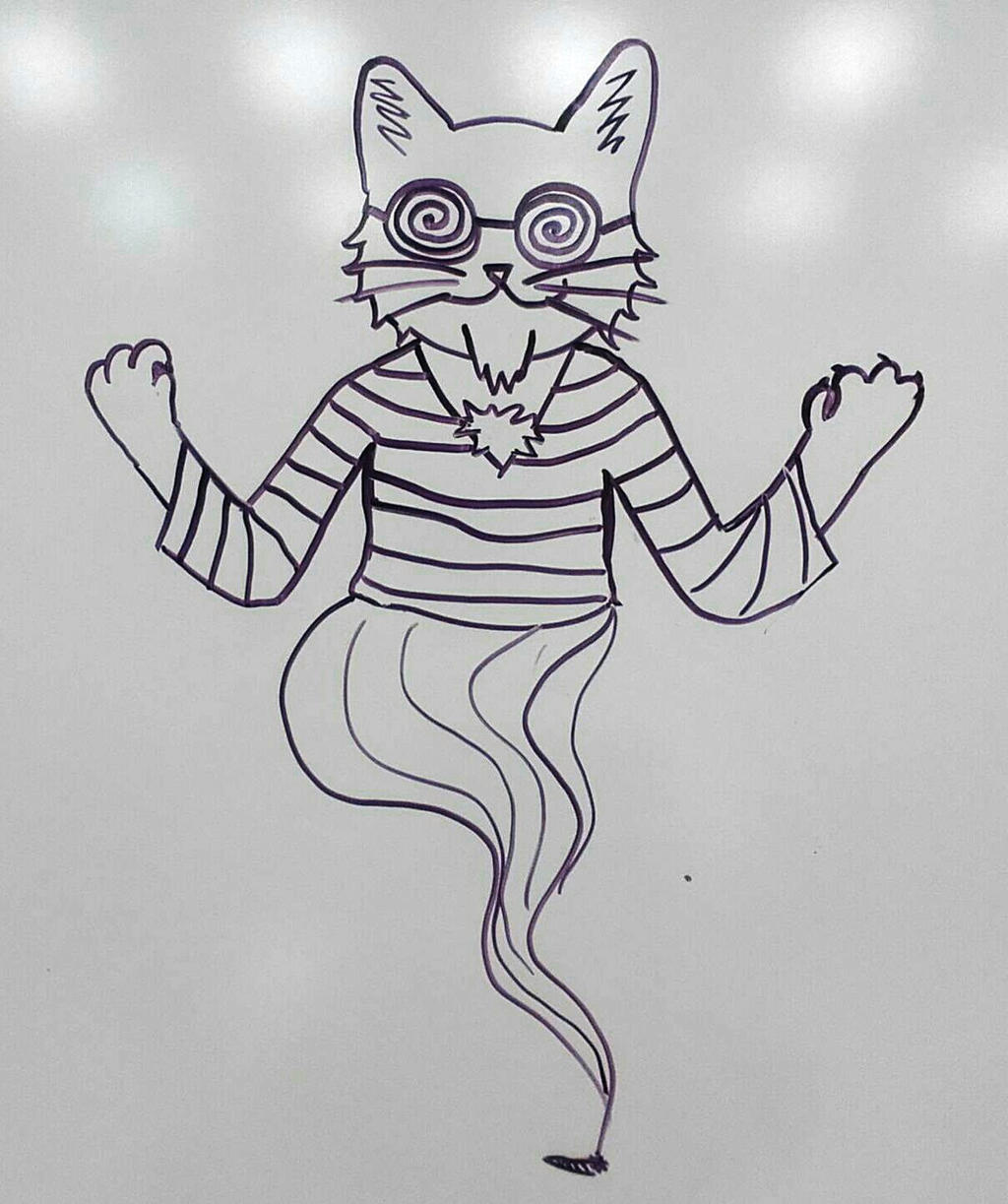 Whiteboard Doodle #3  by Takis-sama