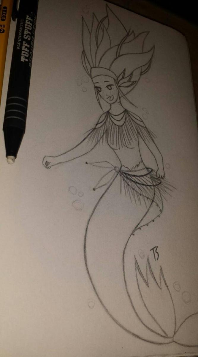 #2 Mermaid  by Takis-sama