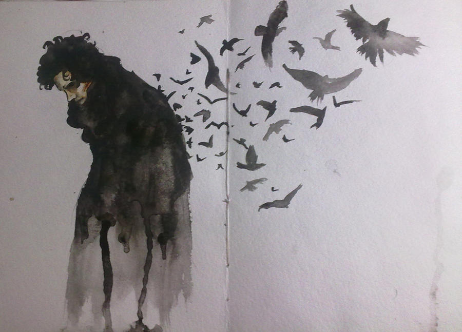 Sad Sherlock by RadioKatty on DeviantArt