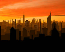 Cityscape by Swolf88