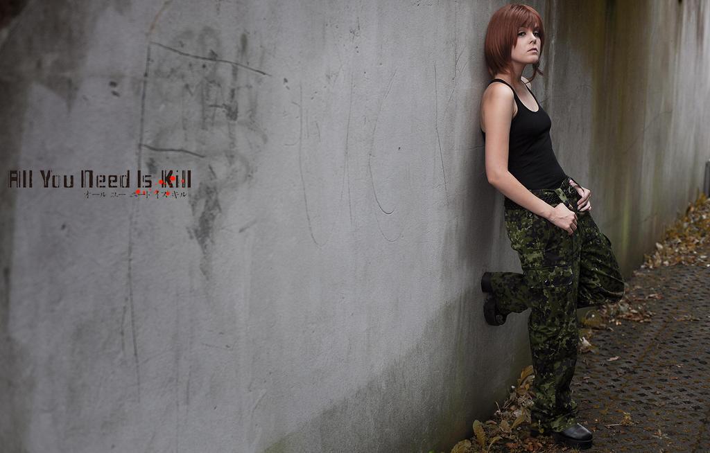 AYNIK: In War... by KamiRenee