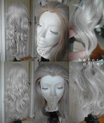 WIGS: Reviving OLD wigs