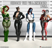 Choose the Villainesses poll by adventuresinenf