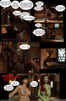 Catwoman and Poison Ivy ENF Mini-comic 5/9 by adventuresinenf