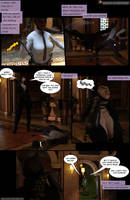 Catwoman and Poison Ivy ENF Mini-comic 2/9 by adventuresinenf