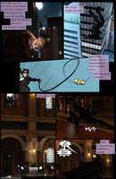 Catwoman and Poison Ivy ENF Mini-comic 1/9 by adventuresinenf