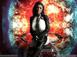 Miranda Lawson - Advanced Model by adventuresinenf