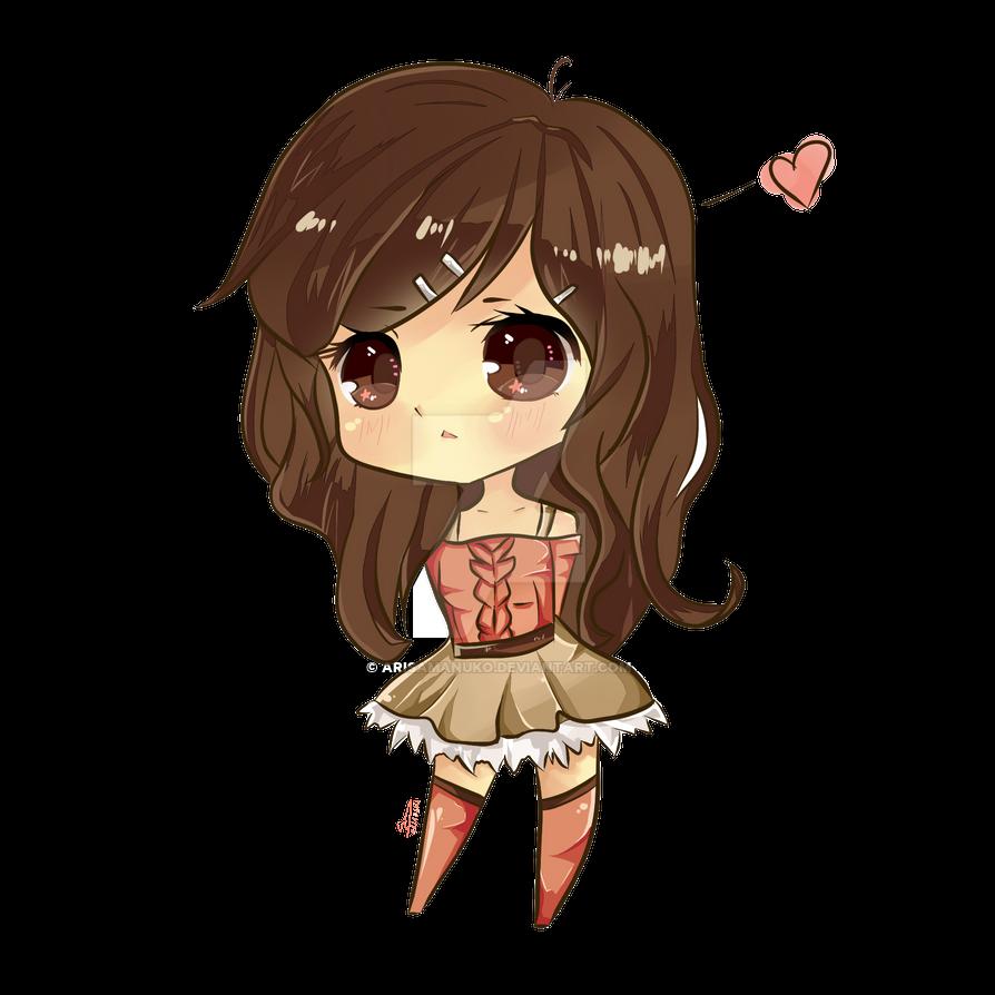 Cute Chibi Girl by ArisaManuko on DeviantArt