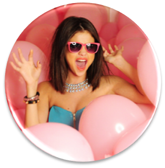 Selena Gomez Cirgulo png by niheditions