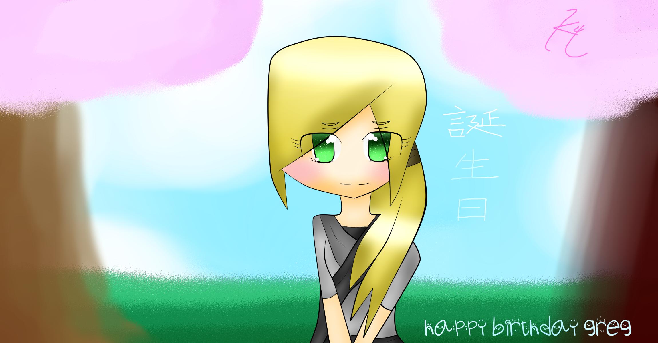 Happy Birthday Greg by Kari4ever