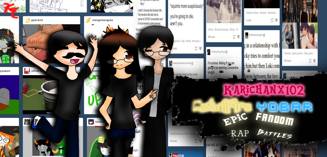 Meet the Crew of EFRB by Kari4ever