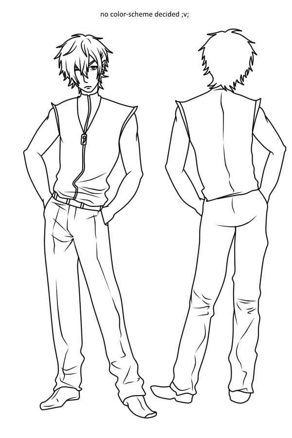 Denuo Richter Full Body Reference C S Undecided By Itsubaru On Deviantart