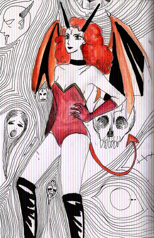 sumire´s gallery Half_demon_ines_by_sumire93-d48tku8