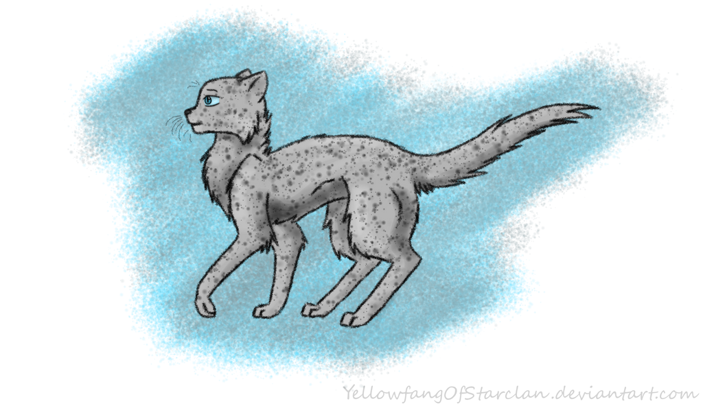 Ashfur (Remake) by YellowfangOfStarclan