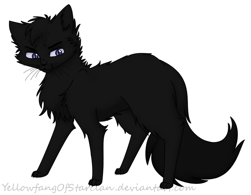 Crowfeather by YellowfangOfStarclan
