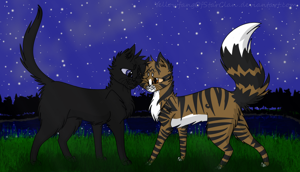 You and Me by YellowfangOfStarclan