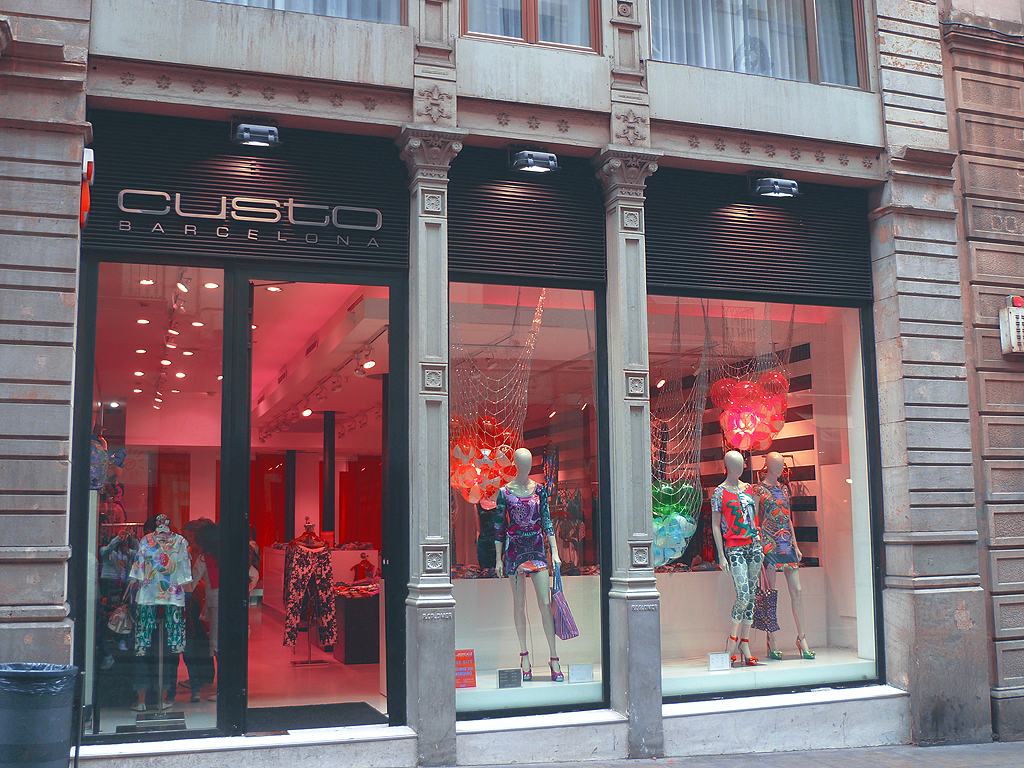 Custo Barcelona Shop by Sajo95