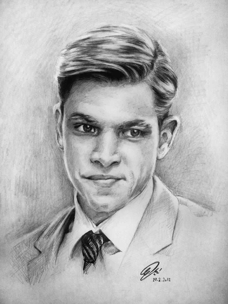 Mr.Ripley by Hoydadi
