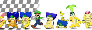 Mario Kart Koopalings Cup