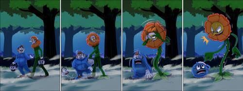 Goopy and Cagney TF by Spray-POKA