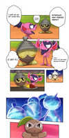[Comics]  Senpai impidimp and Seedot