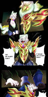 [LCF comic] Zacian and Zamazenta TF 3/4
